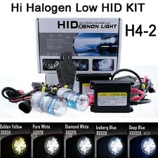 All Color HID Conversion Kit Xenon & Halogen Hi-Lo Bulb H4 9003 3k 6k 8k 10K R8