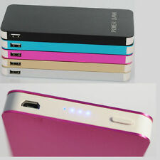 AU Portable External 50000mAh 2 USB Power Bank Backup Battery Charger For Phone