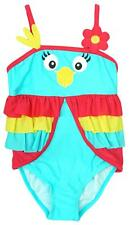 Girls Novelty Fish Bumble Bee Ladybird Parrot Swimming Costume 3 Months - 6 Yrs