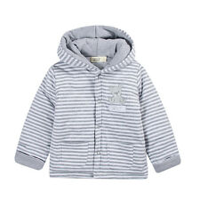 COTTON FLEECE BABY BOYS PADDED JACKET, RRP$49.95, size 0.1.2, SS16324