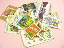 AUSTRALIA Mixture Different Lots 100+ STAMPS Collection ~Free Postage Australia~