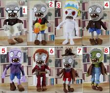 New 30 CM 12'' Plants vs Zombies Soft Plush Toy Doll Game Figure Statue App Game