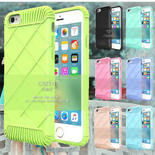Soft Silicone Case for Apple iPhone 6 6s Plus 3DScuplture Rubber Back Cover Skin