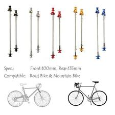 Super Light Road Bike Bicycle Cycling Quick Release QR Skewer Titanium Z3N8