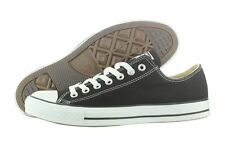 Converse All Star CT OX 9166 Black Low Top Canvas Shoes Men Women Free Shipping