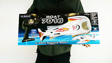 Radio Control 7016 2.4G 18MPH High Speed Water Cooling System RTR RC Yacht Boat