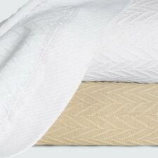 1888 Mills | Magnificence | Thermal Blanket | Linen Or White | Pack of 2