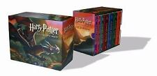 Harry Potter: Harry Potter Paperback Boxset #1-7 Bk. 1-7 by J. K. Rowling...