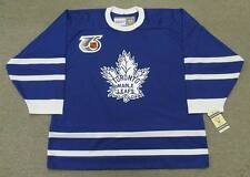 MARK OSBORNE Toronto Maple Leafs 1991 CCM Vintage Throwback NHL Hockey Jersey