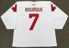 RAYMOND BOURQUE 1987 Team Canada Nike Throwback Hockey Jersey