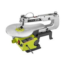 small Ryobi 1.2 Amp 16 in. Corded Scroll Saw home wood cutting tools