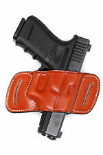 Leather Holster for GLOCK 17 / 19 / 22 / 23 / 26 / 27 / 32 / 34 / 36 - (# 6519 )