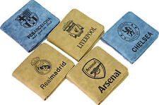 Team club fans wallet  Pu material folded imitation leather wallet 11*10cm