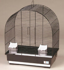 Bird Cage Canaries Budgies Finches Parrot Feeder and Seat Bird