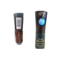No7 Stay Perfect Pigment Rich Nail Colour 10ml
