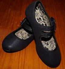 Brand New Chilli kids girls shoes Mary Janes TASH infant Black AUS 4 6 7 8 9 10