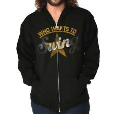 Who Wants To Win Funny T Shirt Humorous Novelty Fashion Gift Zipper Hoodie