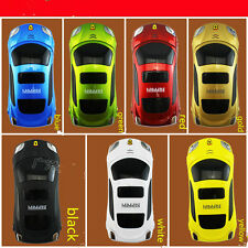 Flip Sports car Unlockedl phone F15 dual band Dual SIM mobile phone Free shippin