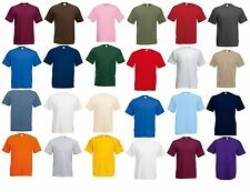 Plain t-shirts mens t shirts womens blank 100% cotton casual t shirt