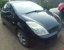 2005 TOYOTA PRIUS 1.5 HYBRID BREAKING FOR SPARES PARTS BLACK (Fits: Toyota Prius)