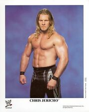 Chris Jericho WWF WWE Wrestling Promo picture photo 005