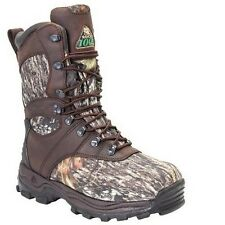 "Mens Rocky 10"" Sport Utility Max Waterproof Insulated Camo Boot Size 8-14 7481"