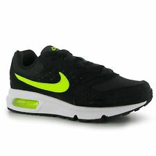 Nike Air Max Solace Trainers Mens Black/Volt Sneakers Shoes