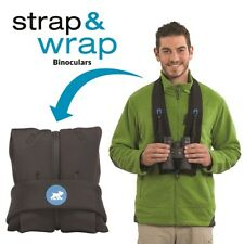 New!!! Universal and Padded Miggo Strap and Wrap Binocular Case