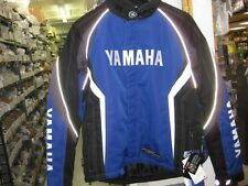 NEW YAMAHA MENS VELOCITY SNOWMOBILE JACKET BLUE SMB-14JVN-BL-MD