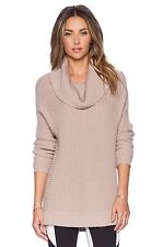 NEW BCBG MAX AZRIA WOMEN'S SANDRAH COWL NECK KNIT SWEATER TOP XS S M L