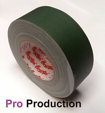 Lemark Magtape Original 50mm x 50m Professional Green Gaffer (Gaffa) Tape