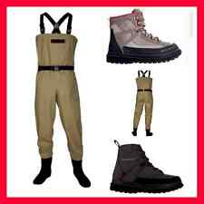 Redington Waders & Wading Boots- Crosswater; Sonic-Pro; Palix River; Skagit