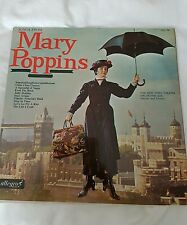 Songs from Mary Poppins LP record Vinyl 12