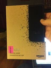 kindle leather cover OEM Brand New.
