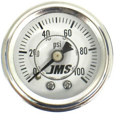JMS GA1500100 Fuel & Oil Pressure Gauge 0-100 psi