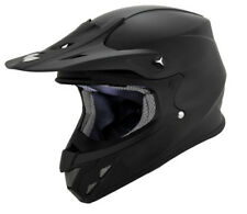 Scorpion Adult Matte Black VX-R70 Solid ECE/DOT Off-Road Dirt Bike Helmet