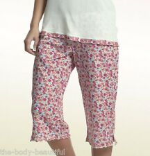 FREYA LOUNGE WEAR -CINDY MATCHING CROPPED PYJAMA PANT-FRUITBURST-VARIOUS