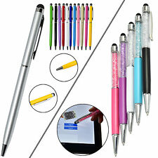Capacitive Touch Screen Stylus Ball Pen For Galaxy Tab iPad Mini Air Smartphones