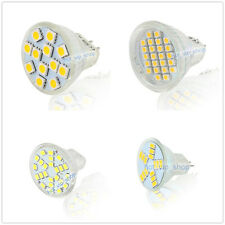 High Power MR11 12/24/15 SMD LED Lamp Bulbs Spotlight Cabinet Light Hause 12V