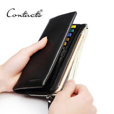 New Men Wallets Genuine Leather Wallet Fashion Brand Card Holder