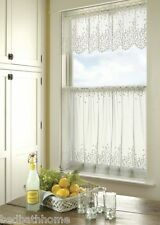 NEW Blossom Lace Curtains by Heritage Lace