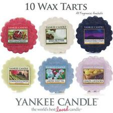 Yankee Candle 10 Wax Tart Packs All Fragrances & FREE POSTAGE