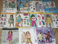 CHOOSE ONE PATTERN Flower Girl Dress Tops Skirt Jacket Pants Coat sz 3 4 5 6 7 8
