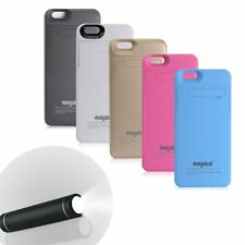 For iPhone 6 6S Plus -5000MAH Portable Battery Charging Case Cover Power Bank US