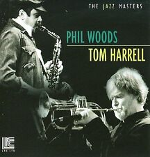 The Jazz Masters by Phil Woods/Tom Harrell (CD, Oct-2006, LRC Records)