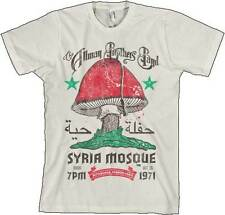 ALLMAN BROTHERS BAND - Syria Mosque - T Shirt S,M,L,XL,2XL New - Official