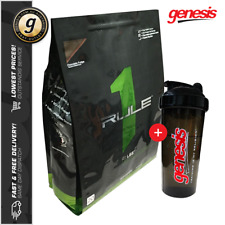 Rule 1 Proteins LBS Extreme *12LB* Mass Gainer Weight Gain Protein + FREE Towel!