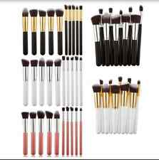 10piece SGM New Makeup Brush Set Cosmetic Foundation blending pencil brushes
