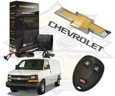 2015 CHEVY EXPRESS VAN PLUG & PLAY REMOTE START SYSTEM CHEVROLET FLRSGM10