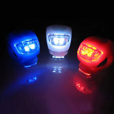 3 Model LED Bicycle Bike Silicone Frog Light Front  Rear Firm Safety Light Hot